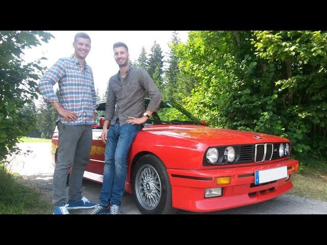 40 Jahre! Der 3er BMW im Stuckbrüder-Check - GRIP - Folge 328 - RTL2