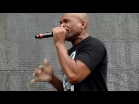 Run DMC Live Made In America Music Festival Philadelphia PA September 2 2012