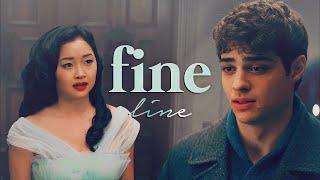 Lara Jean & Peter | Fine Line