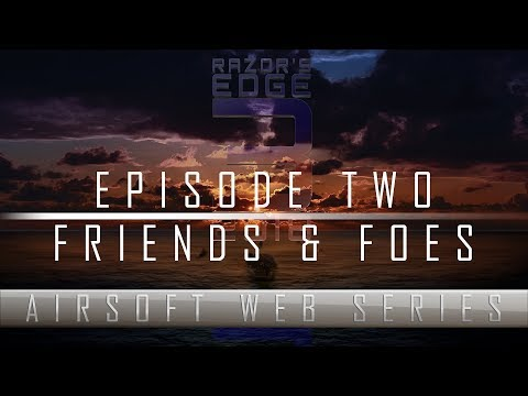 Airsoft South Africa | Razors Edge 2018 Webisode 1