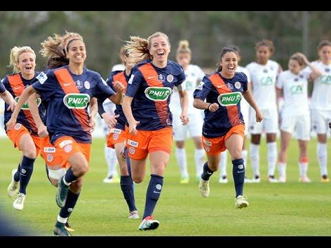 Coupe de France Féminine, 1/2 finales : tous les buts !
