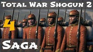 Total War Shogun 2 Fall of the Samurai Saga Part 4
