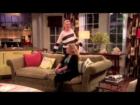 The Exes: Kristen Johnston & Kelly Stables Blooper