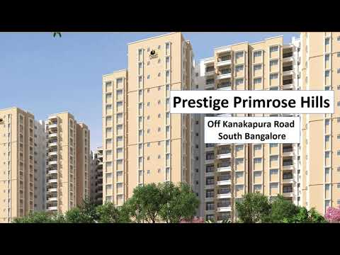 Prestige Primrose Hills New Launch Apartment Kanakapura Road Bangalore