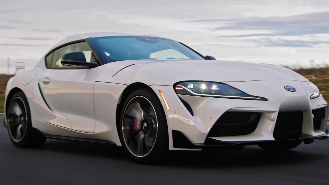 first look 2021 toyota gr supra 382 hp 30 premium  youtube