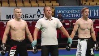 Родион Гор. Открытый общероссийский турнир по ММА Дмитрий Валуевич