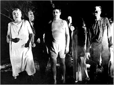 The Monsters Hop  Bert Convy 1958  horror rock rockabilly