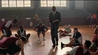 2500 отжиманий и 1000 челноков ... отрывок из фильма (Тренер Картер/Coach Carter)2005