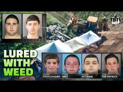 Pennsylvania Farm Murders Baited Four Victims with Weed Deal