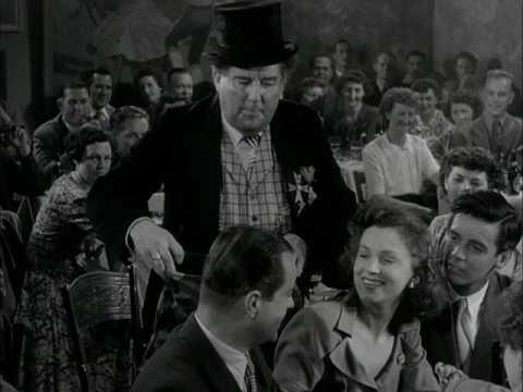 Bag de røde porte (1951) - Kan du sige kykkeliky?