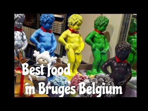 BEST FOOD IN BRUGES BELGIUM     EUROPE CULINARY EXCELLENCE // BRUGES VACATION DAYS