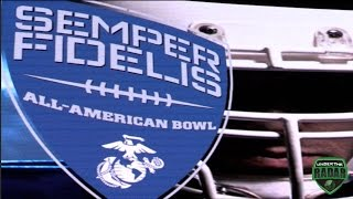 Semper Fi All-American Game (Carson,CA) 2016 - UTR Highlight Mix