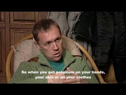 Murderer of Litvinenko interviewed