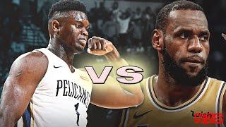 New Orleans Pelicans vs Los Angeles Lakers - FULL GAME | NBA 2K20