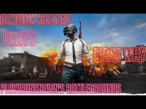 PUBG First Day KURDISH یاری پلەیر ئانناونس باتلگراوندس  رۆژی یەکەم بە کوردی