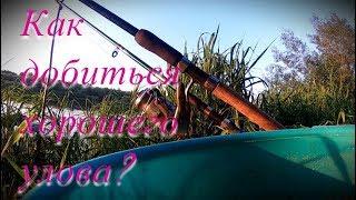Рыбалка на фидер на Каме.Сом на червя.Fishing on catfish.