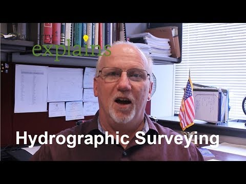 What is Hydrographic Surveying?