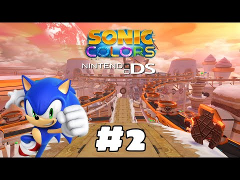 Sonic Colors Ds Sweet Mountain (full Zone)