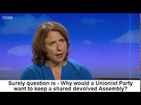 GE 2017: Tory - DUP Deal Is Untenable On So Many Levels