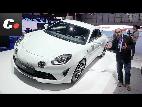 Todas las novedades del Salón de Ginebra 2017 | Geneva Motor Show | Coches.net