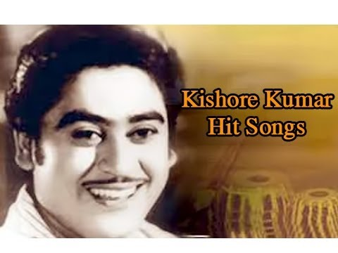Kishore Kumar Hit Songs Jukebox  Evergreen Romantic Songs Collection