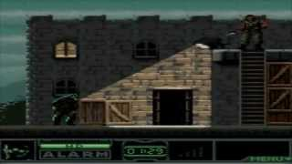 Splinter Cell Chaos Theory 2D: Part 1