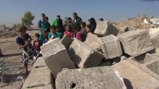 هيومن رايتس ووتش: هدم البيشمركة الأكراد لمنازل وقرى عربية قد يرقى الى جريمة حرب