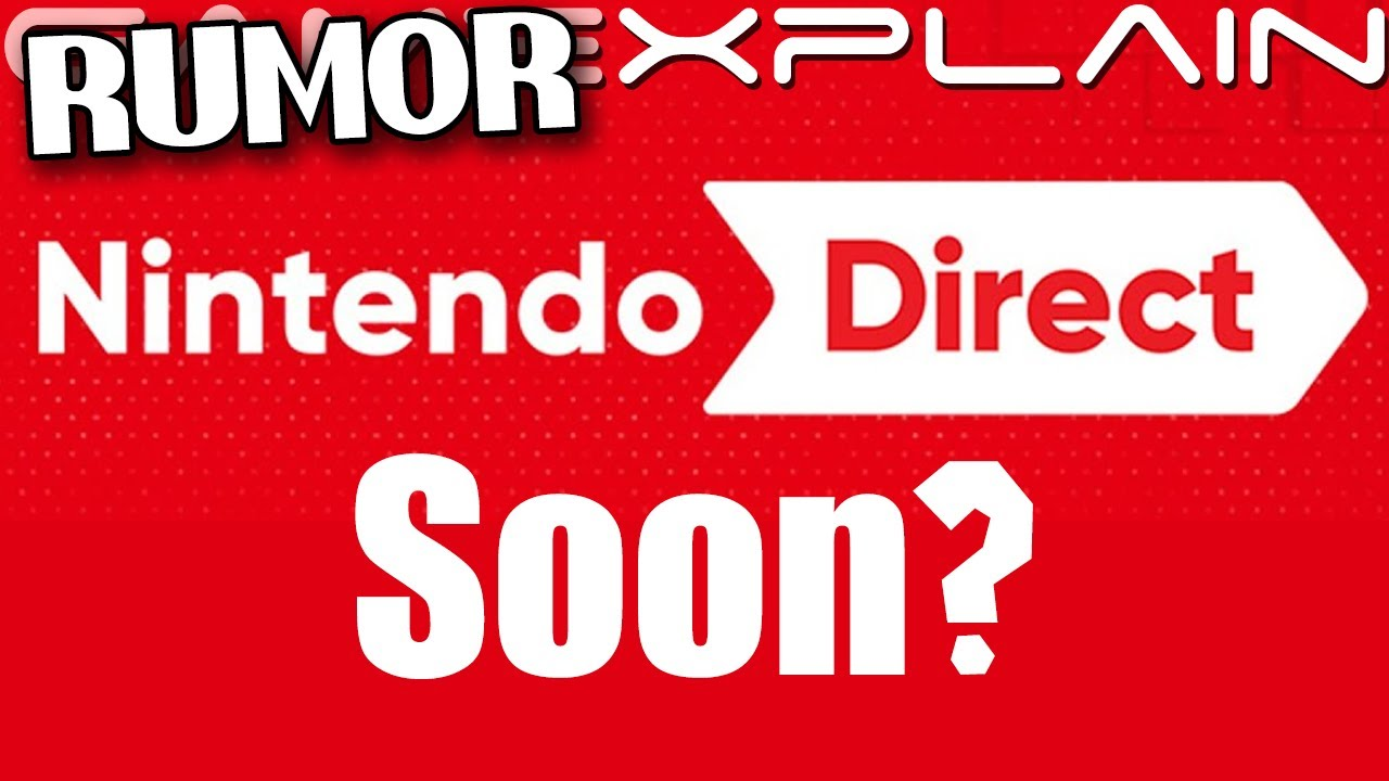 Nintendo Direct Coming March 26th ...