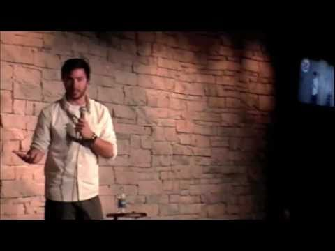 Garrett Clark – Ausnadian. An Aussie in Newfoundland (Stand Up Comedy)