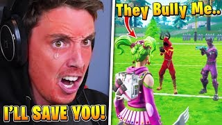 5 Fortnite Bullies Caught By YouTubers