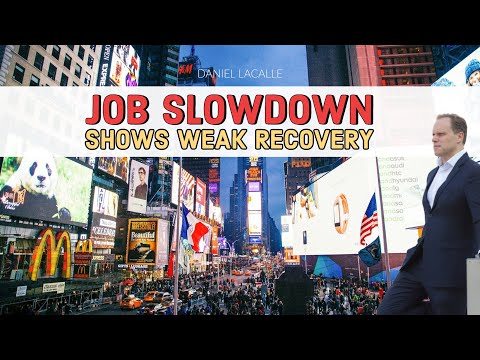 UNITED STATES: Job Slowdown Shows Weak Recovery