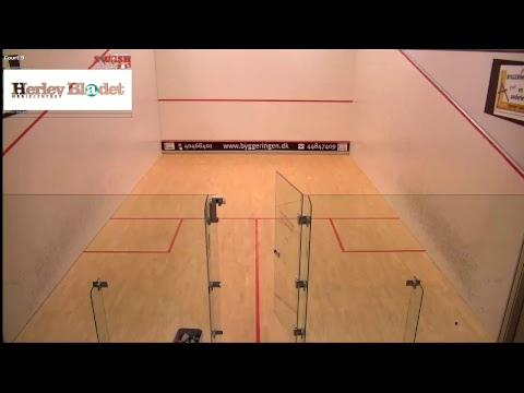 HEAD Danish Junior Open 2017 Friday- Court 9 Cam