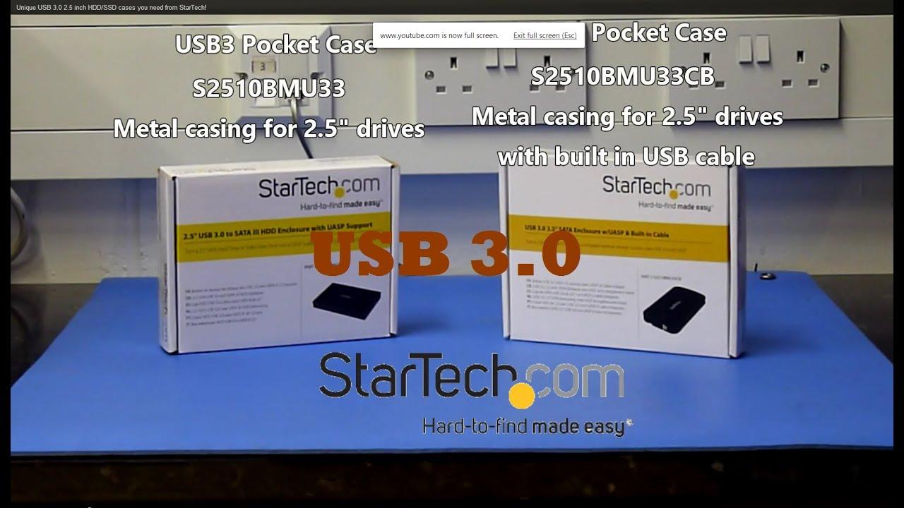 Silverstone TS04B USB3.0 2.5inch SSD//HDD Enclosure