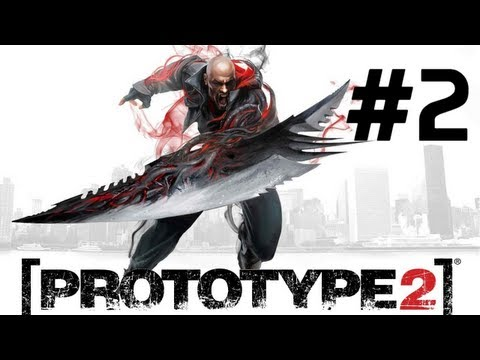 Prototype 2 - Parte 2 [Playthrough] Brain Drain, Project Long Shadow, The Lab Rat, Feeding Time...