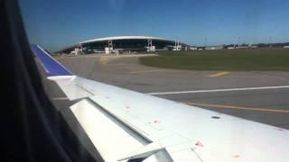 Take Off  Pluna -Montevideo