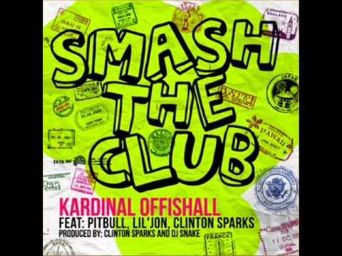 Kardinal Offishall Feat. Pitbull, Lil Jon & Clinton Sparks - Smash The Club ♫ 2011
