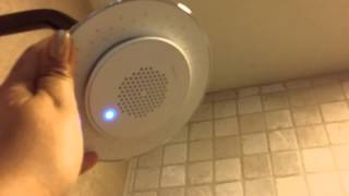 KOHLER MOXIE Showerhead + Wireless Speaker
