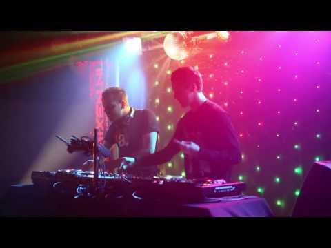 Charter & Titanious Hardstyle Back-2-Back Live @ House Party 07-12-2013