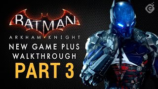 Batman: Arkham Knight Walkthrough - Part 3 - Ace Chemicals