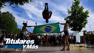 ¡Con orgullo! Salvador Bahía presume su patrimonio cultural | Telemundo Deportes