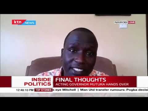 Your Call | Inside Politics with Ben Kitili