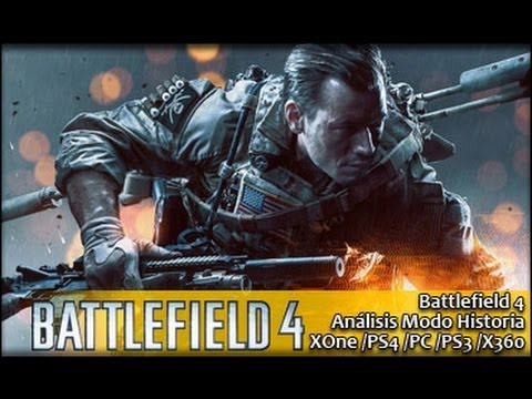 Battlefield 4 - Análisis Modo Historia