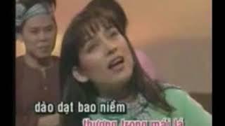 Karaoke Trăng về thôn dã [có giọng nam] [42]