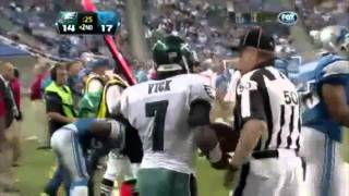 Philly Eagles Michael Vick Highlights