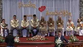 Karen wedding Tha Dah HtooHsa Pa Poh