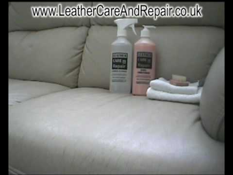 how to clean leather car seats furniture vinyl youtube. Black Bedroom Furniture Sets. Home Design Ideas