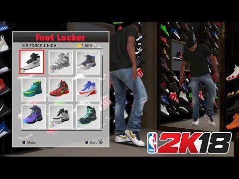 NBA 2K18 Early Tip Off Livestream- All-Time Teams, MyCareer
