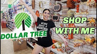 SHOP WITH ME AT DOLLAR TREE! $1 ESSENTIALS...OMG! | JuicyJas