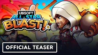 Ubisoft All-Star Blast - Official Ubisoft Nano Teaser Trailer