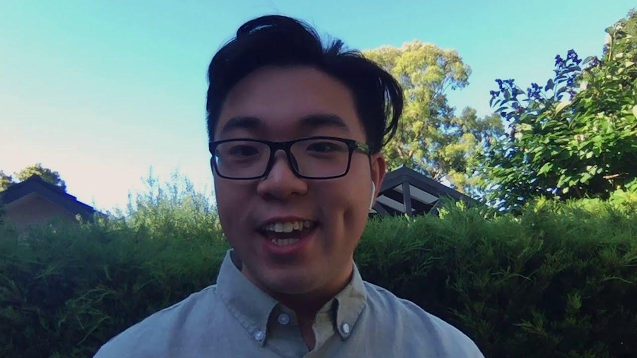 GECO20 having a Chat Aaron Jiayu Cheng